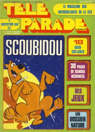 Télé Parade N°15 Parade16