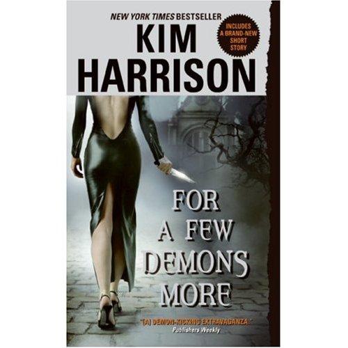 [Harrison, Kim] Rachel Morgan - Série de l'Outremonde 51phf210