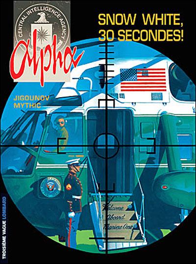 Alpha - Série [Renard/Mythic & Jigounov] 97828012