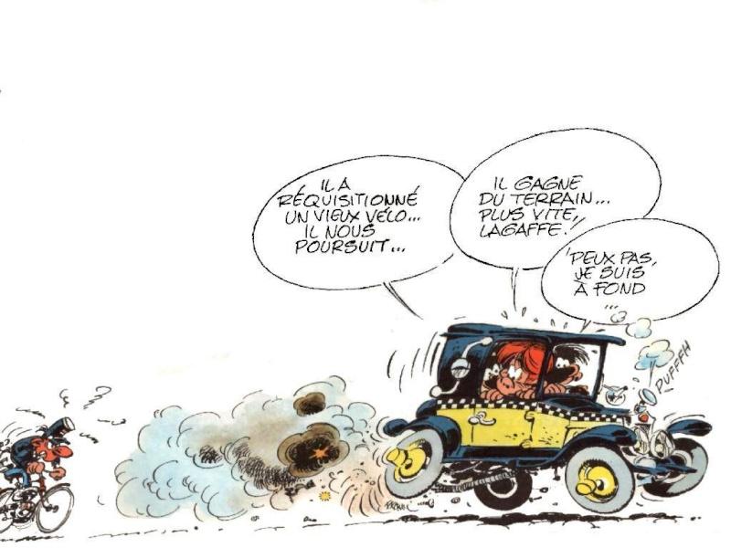 Gaston Lagaffe - Série [Franquin] Gaston11