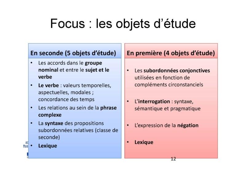 [Lycée Lettres] Grammaire et progression en 2de et 1re Etude_11