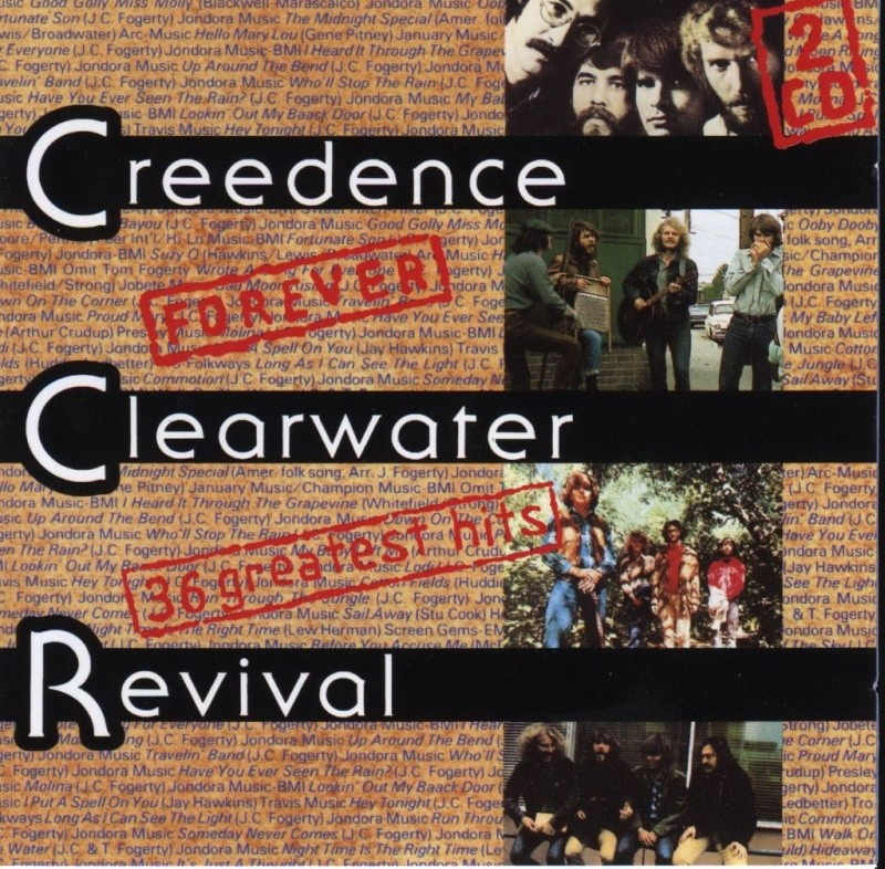 Creedence - Forever 36 Greatest Creede13