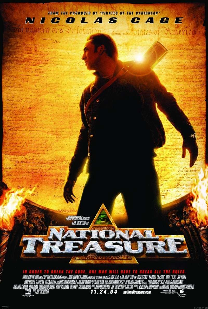 National Treasure - Busqueda del Tesoro Nation10
