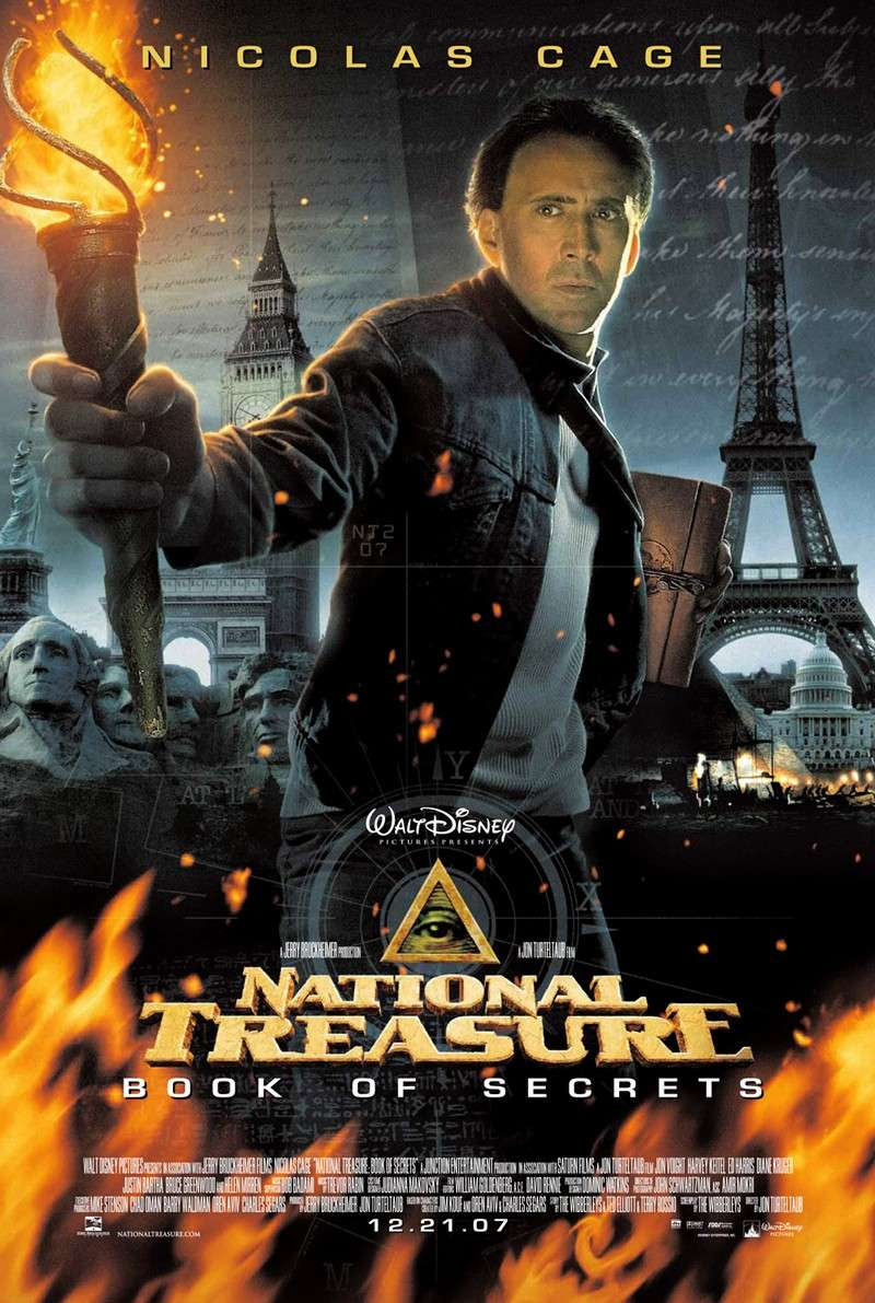 National Treasure - Busqueda del Tesoro 2 Nation11