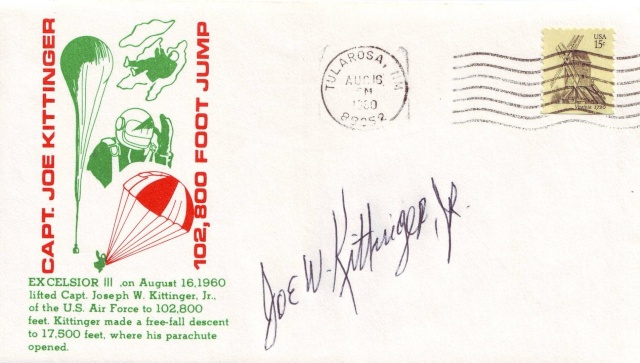 50 ans du Saut de Joe Kittinger / 16 août 1960 - 16 août 2010 Kittin13