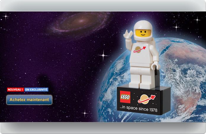 Navette en LEGO Spacem10