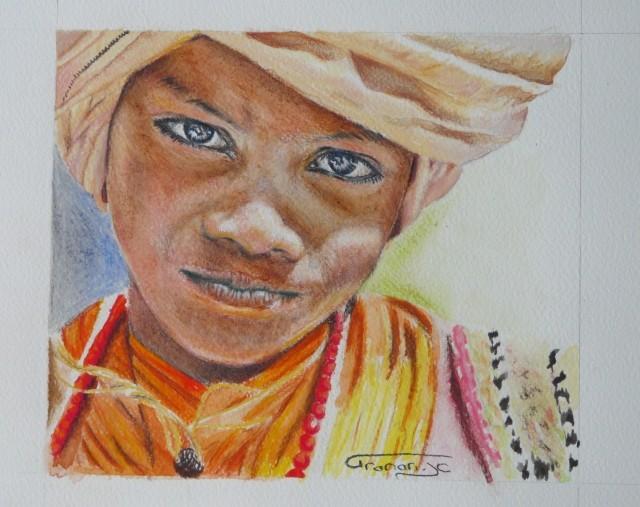 l'enfant au turban L_enfa12