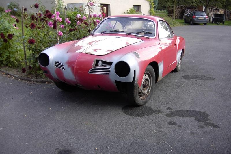 Karmann Coupé 1969 Pic23810