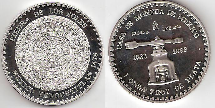Mexico, 50 pesos, 1945 (y otras). - Página 2 Piedra10