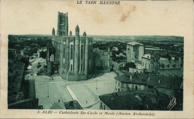 ALBI - Cathédrale Ste-Cécile et Musée Albi0110