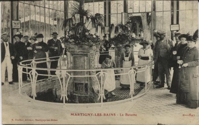 MARTIGNY-LES-BAINS - La Buvette Martig10