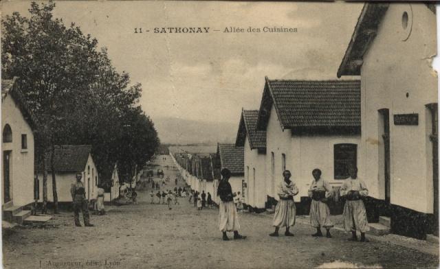 SATHONAY - Allée des Cuisines Sathon10