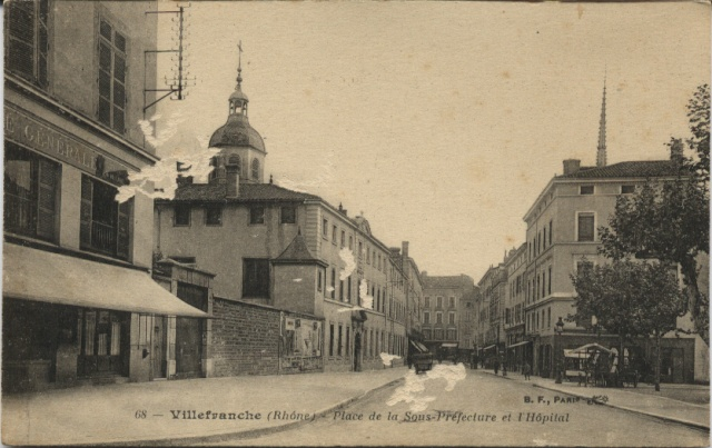 VILLEFRANCHE-sur-SAONE Villef11