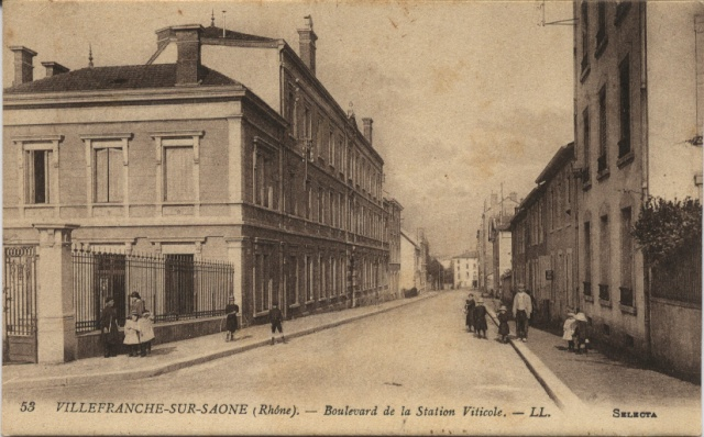 VILLEFRANCHE-sur-SAONE Villef12