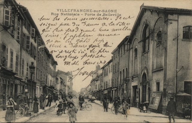 VILLEFRANCHE-sur-SAONE Villef13