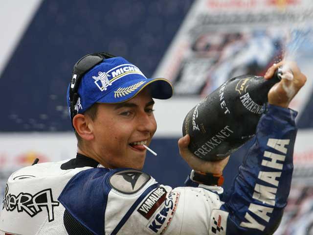 El Gran Premio de Indianapolis Mg410