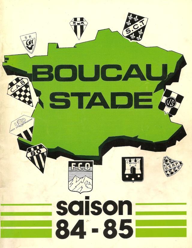 Saison 1984/85 (dernier 16ème de Finale de 1ère Division) 1984-810