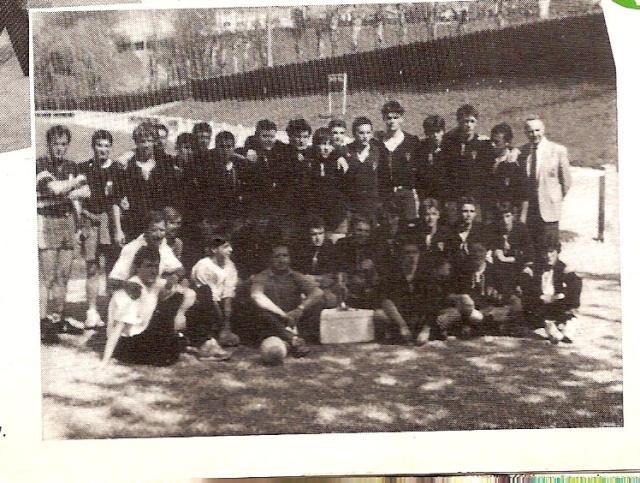 Les reconnaissez-vous ? ... les équipes cadets du Boucau-Stade Cadets41