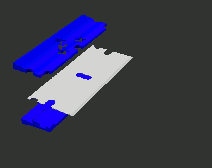 Adaptateur en 3D pour vieux SE Animat10