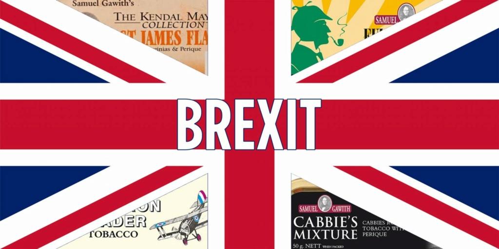Retour de certains tabacs Samuel Gawith Brexit10