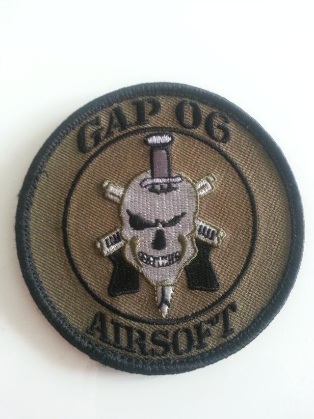 ecusson GAP06 20120910