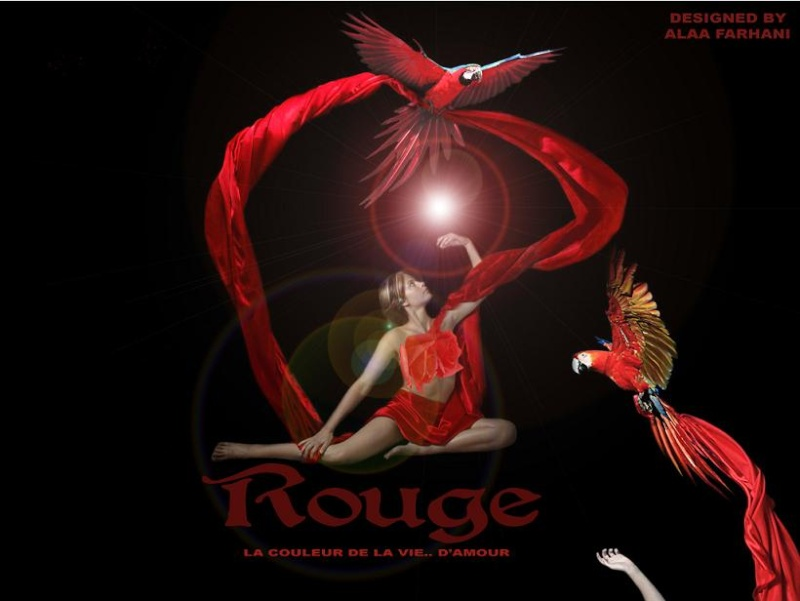 DESIGN ALAA FARHANI Rouge10