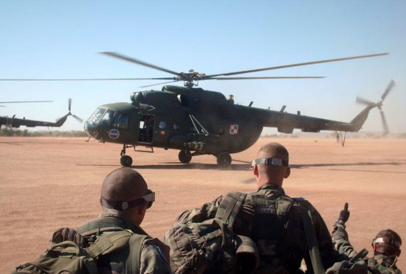 reportage photo de nos soldats au tchad au sein de eurofor 30398410