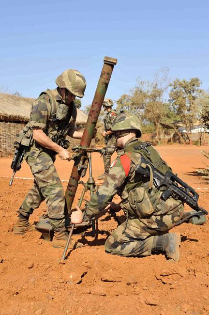 reportage photo de nos soldats au tchad au sein de eurofor 30867111