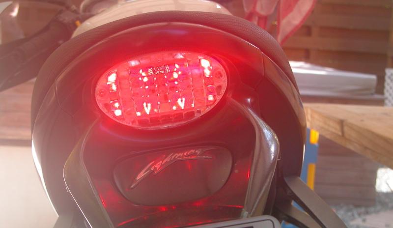 XB lights Feu210