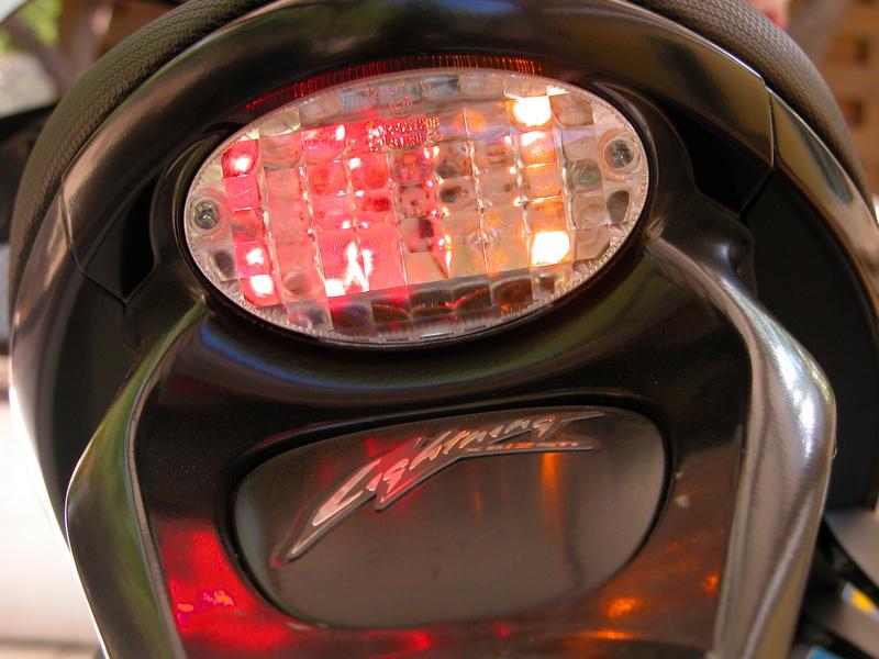 XB lights Feu310