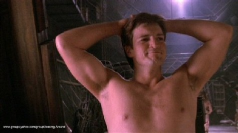 The Hot Guys Of Hard Sci-Fi and Fantasy Naked-10