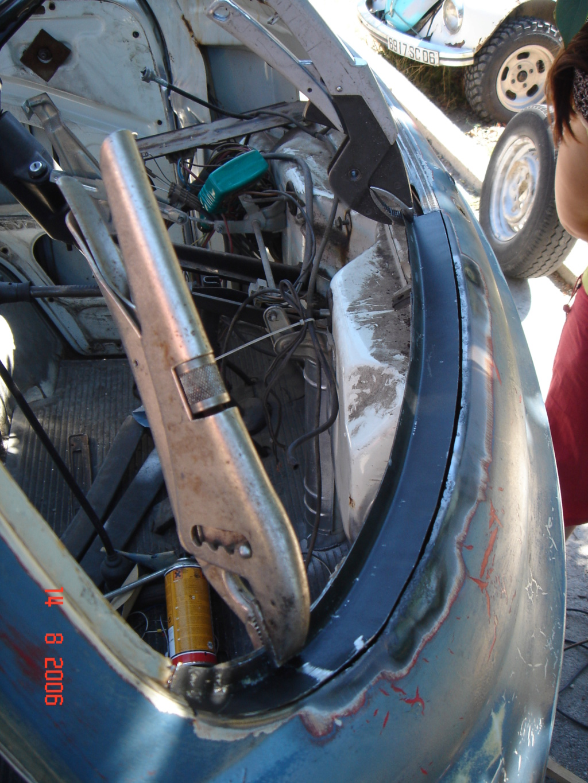 une nouvelle occupation, resto Suzuki santana  101msd13