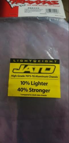 E-Jato en attente d'un kit pour le brushlessiser - EJato Brushless Electric 20210511