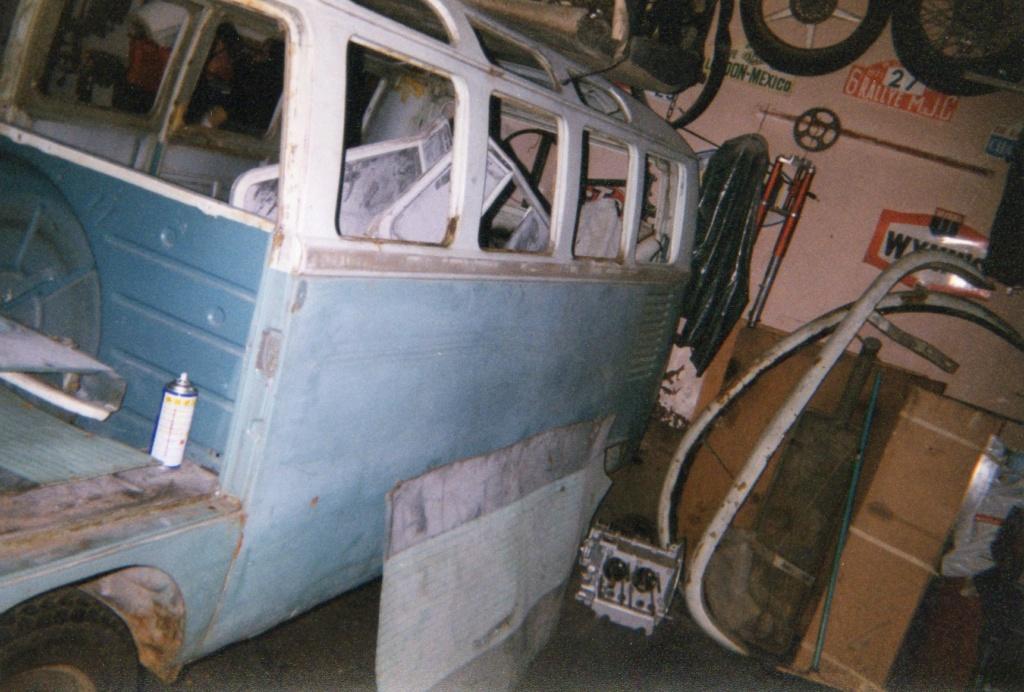 une nouvelle occupation, resto Suzuki santana  Img03110