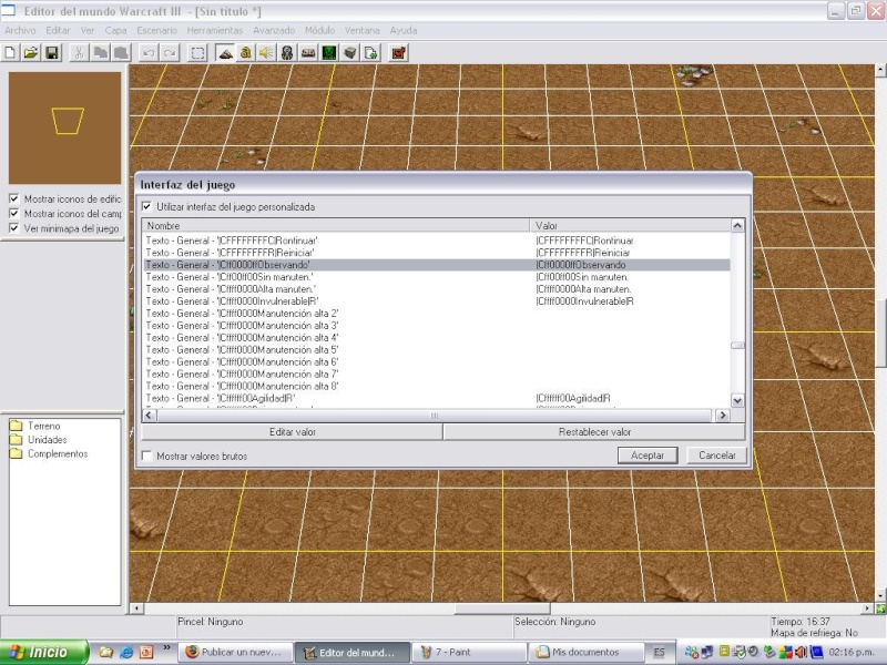[Tutorial]: Personalizando la Interfaz 810