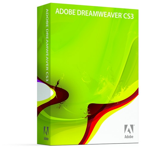Adobe Dream Weaver CS3 + Keygen Dw_cs310