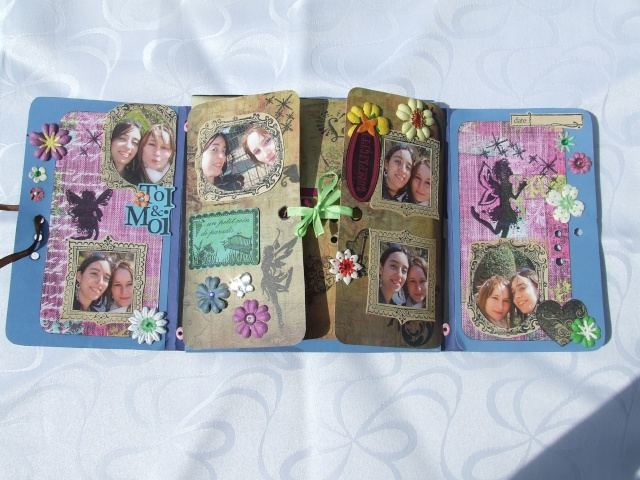 SCRAPBOOKING : Le style de Marly  Pages110