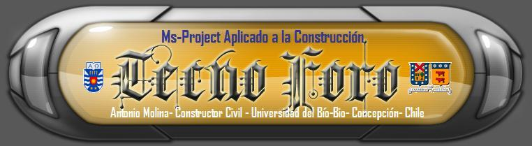 Ms-Project Aplicado a la Construcción