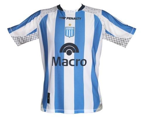 Godoy Cruz 1 vs Racing 0 // 6º Fecha // Apertura 08 Camise11