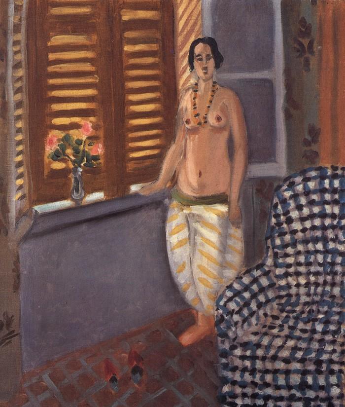 Henri Matisse Odalis10