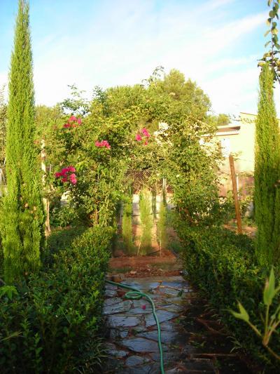 Nuestro jardín de Sa Possessió Cami_h10