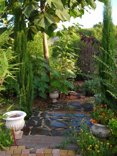 Nuestro jardín de Sa Possessió Cami_p10