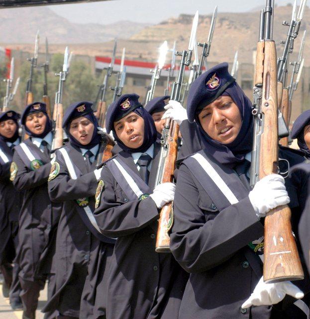 Armée Yéménite 20080812