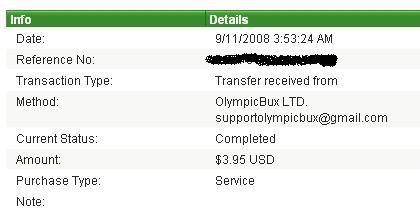 My  payment 410