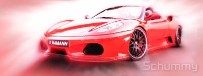 Can someone make me a Ferrari sig??? Schumm10