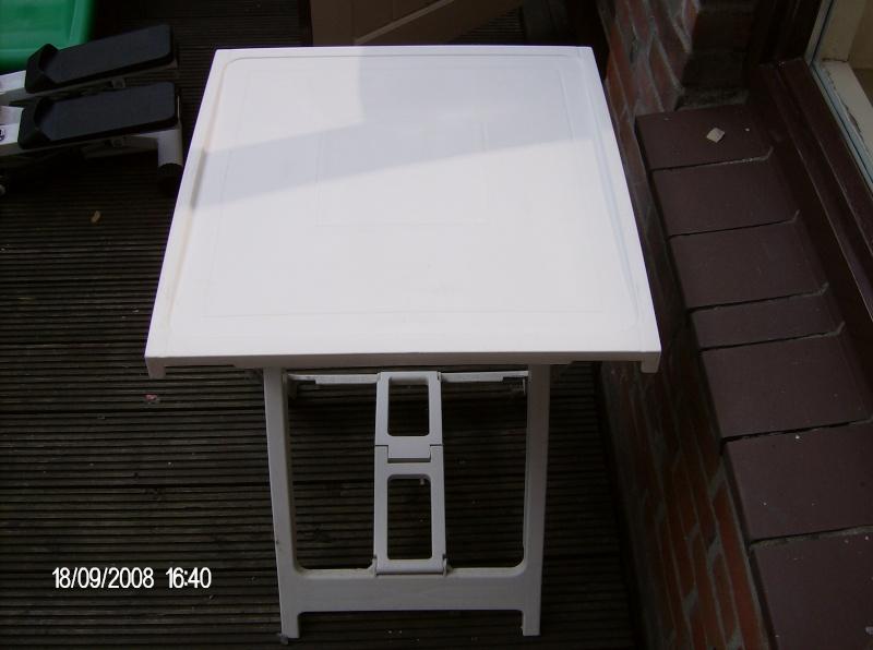 few items for sale Tafel10