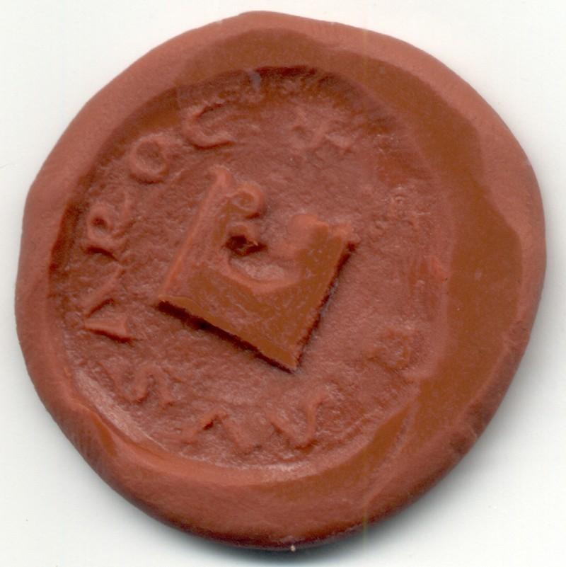 Identificación SIGILLUM Medieval Sellot12