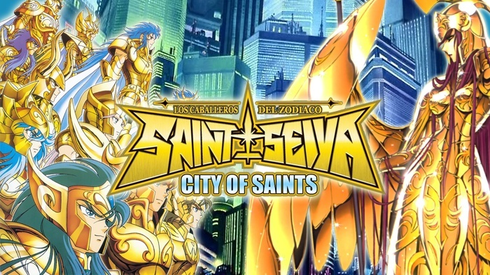 Saint Seiya:  City of Saints