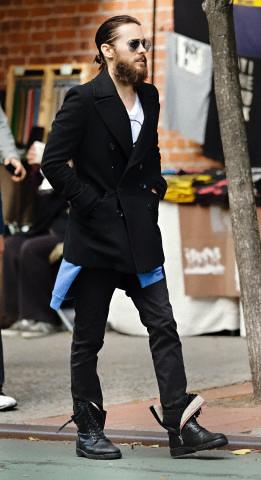 Jared Leto à NYC - 12 octobre 2012 [candids] Jared_30