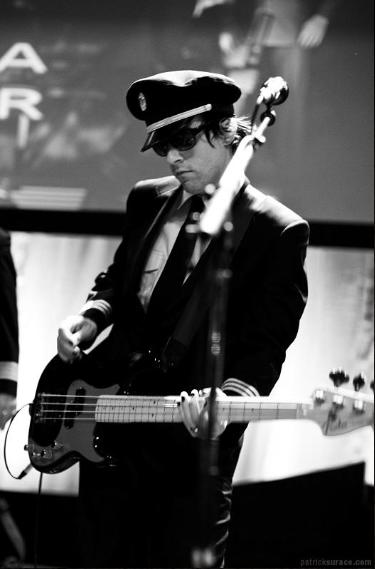 Nouveau bassiste de tournée © 30 Seconds To Mars Matt_m10